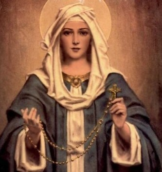 Queen of the Holy Rosary