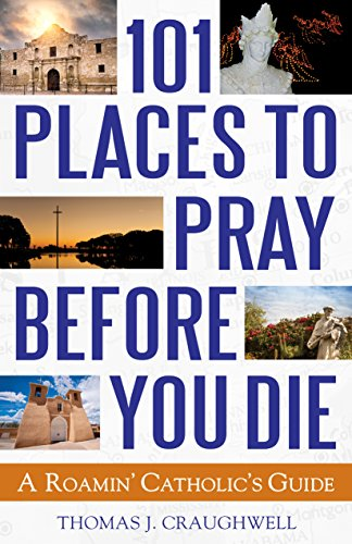 101 Places to Pray before You Die Book Cover
