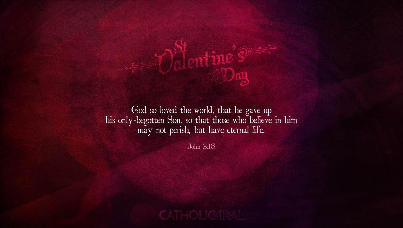 25 Valentines Day Bible Verses On Love 25 Free