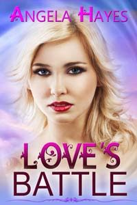 Love's Battle cover - Angela Hayes