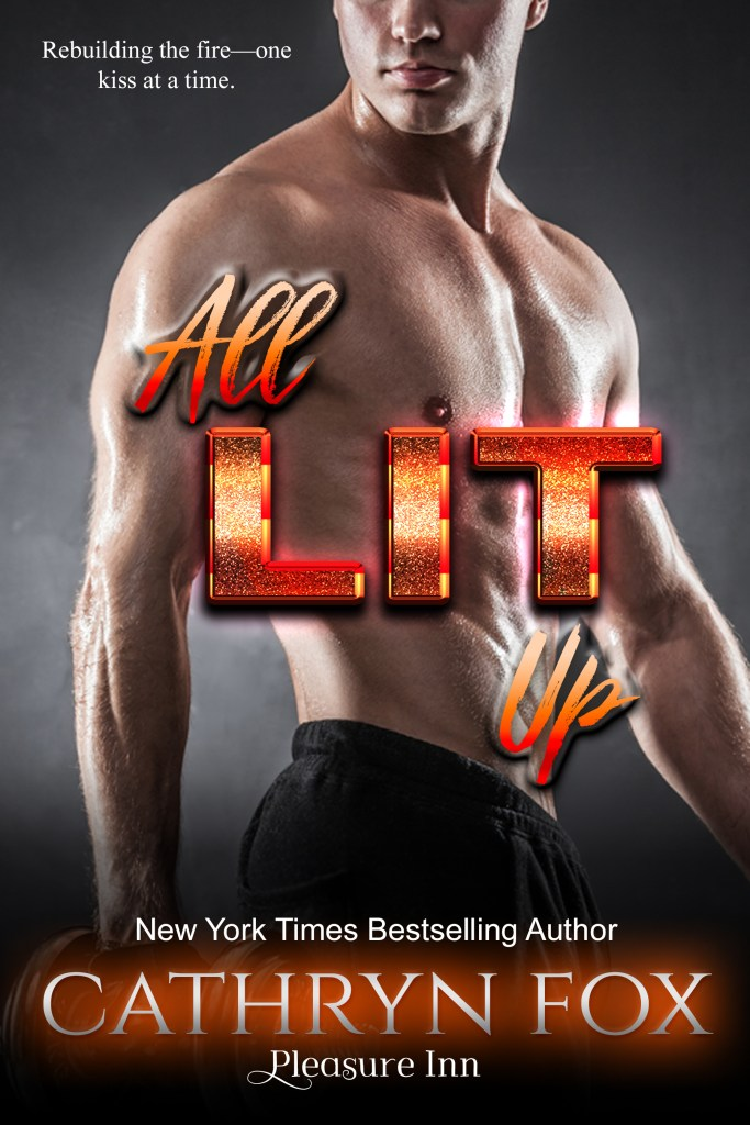 Book Cover: All Lit Up