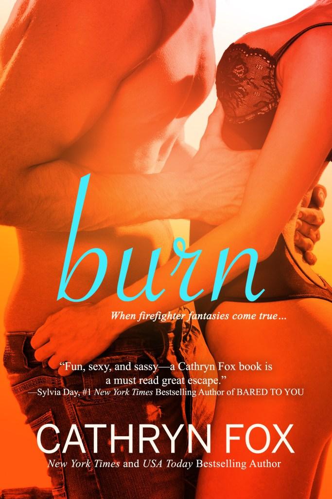 Book Cover: Burn