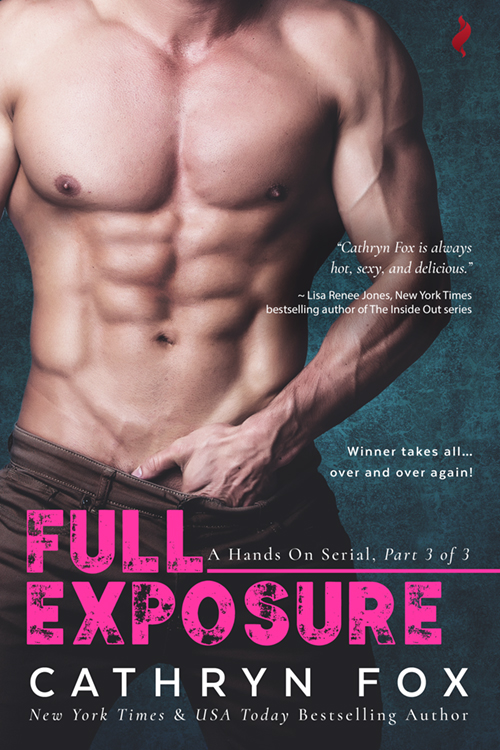 Book Cover: Full Exposure