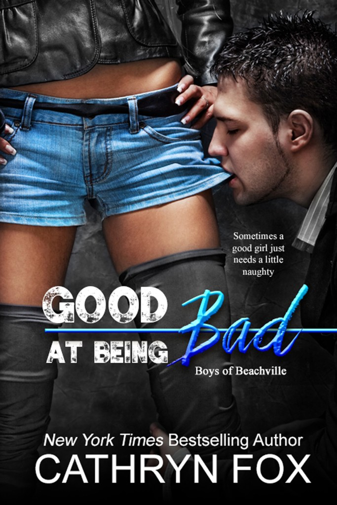 Book Cover: Good at Being Bad