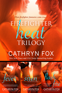 Book Cover: Firefighter Heat Trilogy