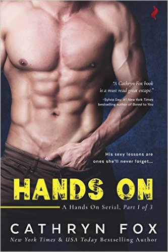 Book Cover: Hands On (Book 1)