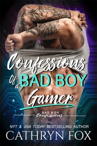 Book Cover: Confessions of a Bad Boy Gamer