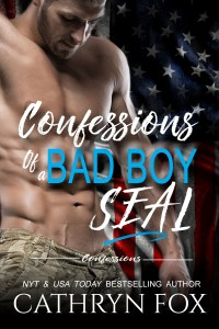 Book Cover: Confessions of a Bad Boy SEAL