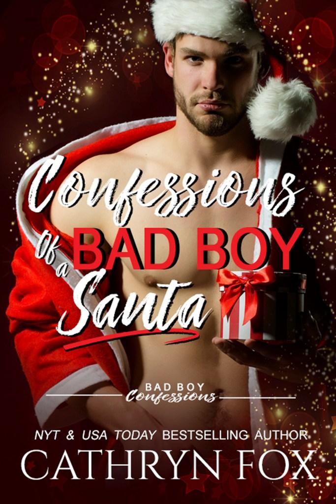 Book Cover: Confessions of a Bad Boy Santa