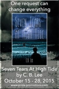 Seven Tears At High Tide by C. B. Lee Interview and Giveaway
