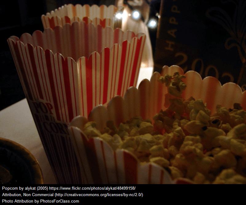 #foodiefriday~~ #Popcorn
