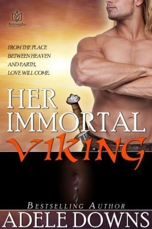 Cat's Meow~~ #ReviewsThat Purr~~ Her Immortal Viking By Adele Downs