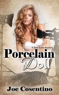 Cat's Meow  #Reviews That Purr~~Porcelain Doll~~ A Jana Lane #Mystery~~ by Joe Cosentino