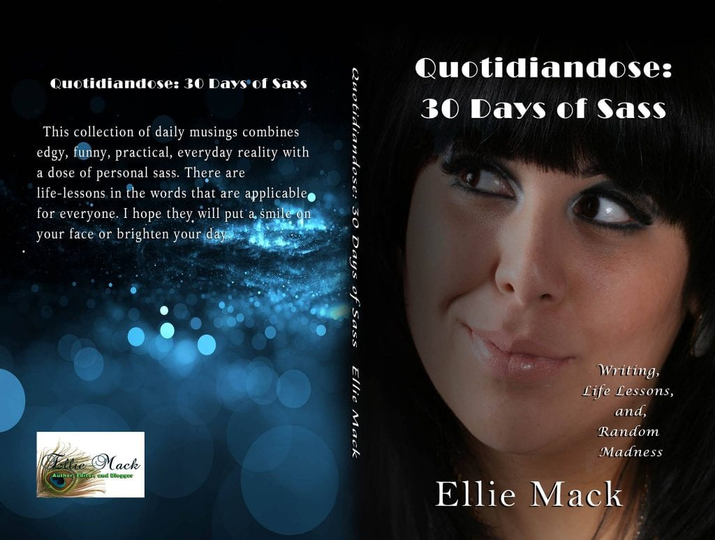 Cat's Meow~Quotidiandose:30 Days of Sass~Cover Reveal #nonfiction