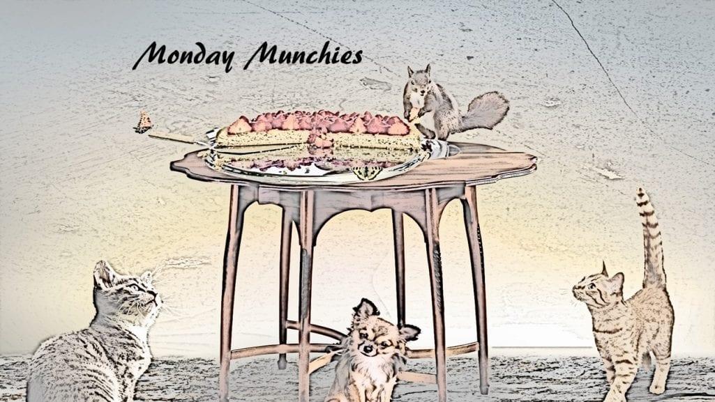Birthday Cakes And Fried Chicken Monday Munchies Grandchildren
