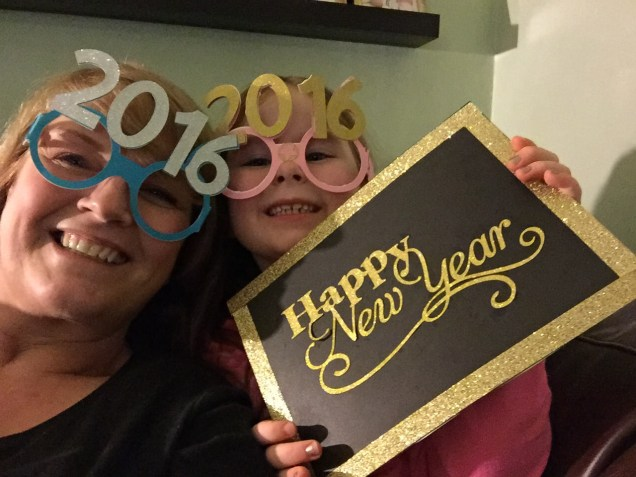 Cathy and Granddaughter Elizabeth
