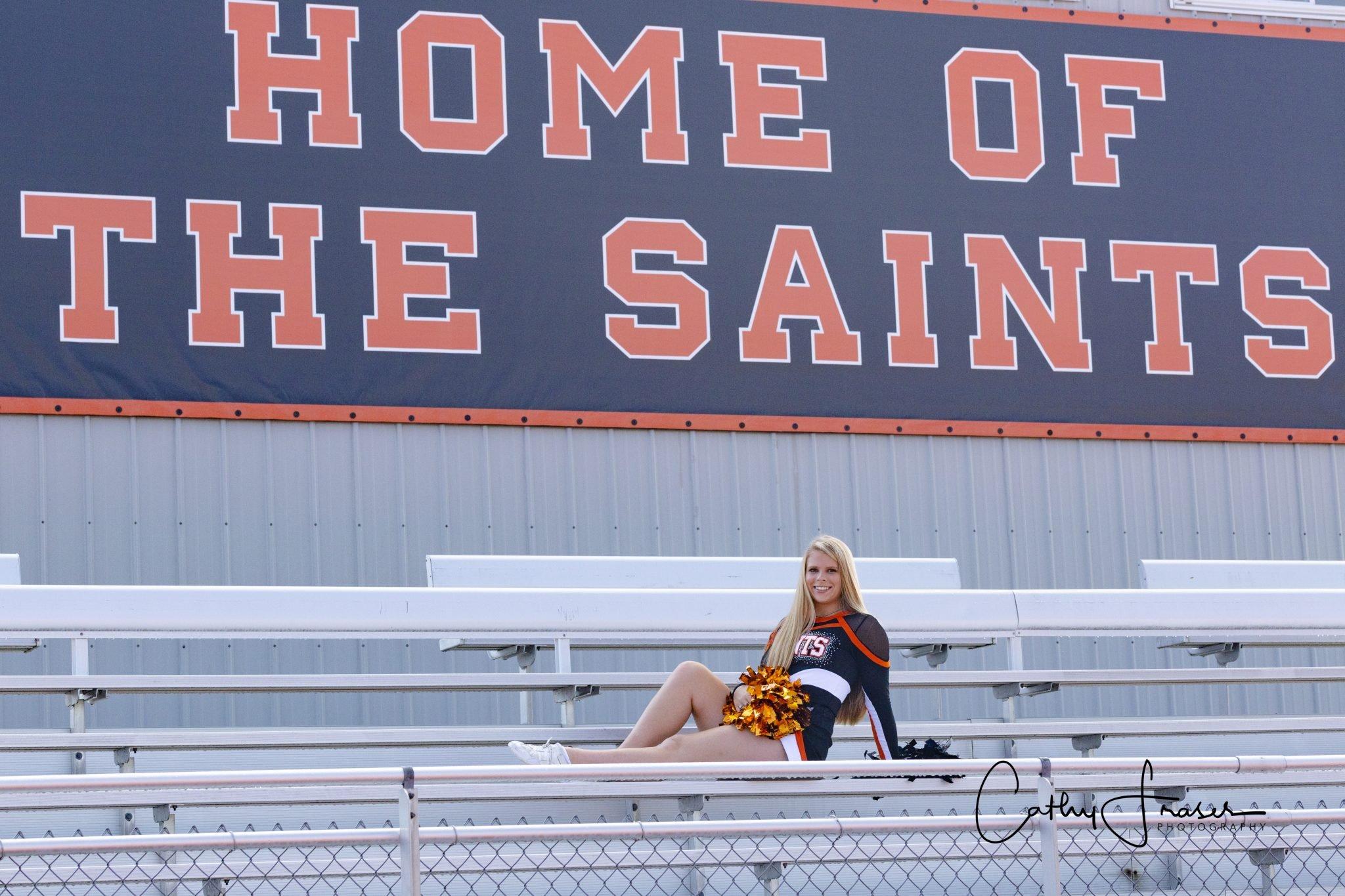 senior pictures, professional headshot, professional senior photos, Churchville, New York, cheerleader, professional cheerleading pictures