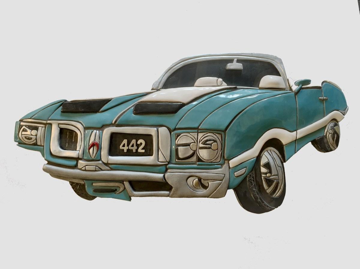 1971 oldsmobile 442 cathy gerson studios