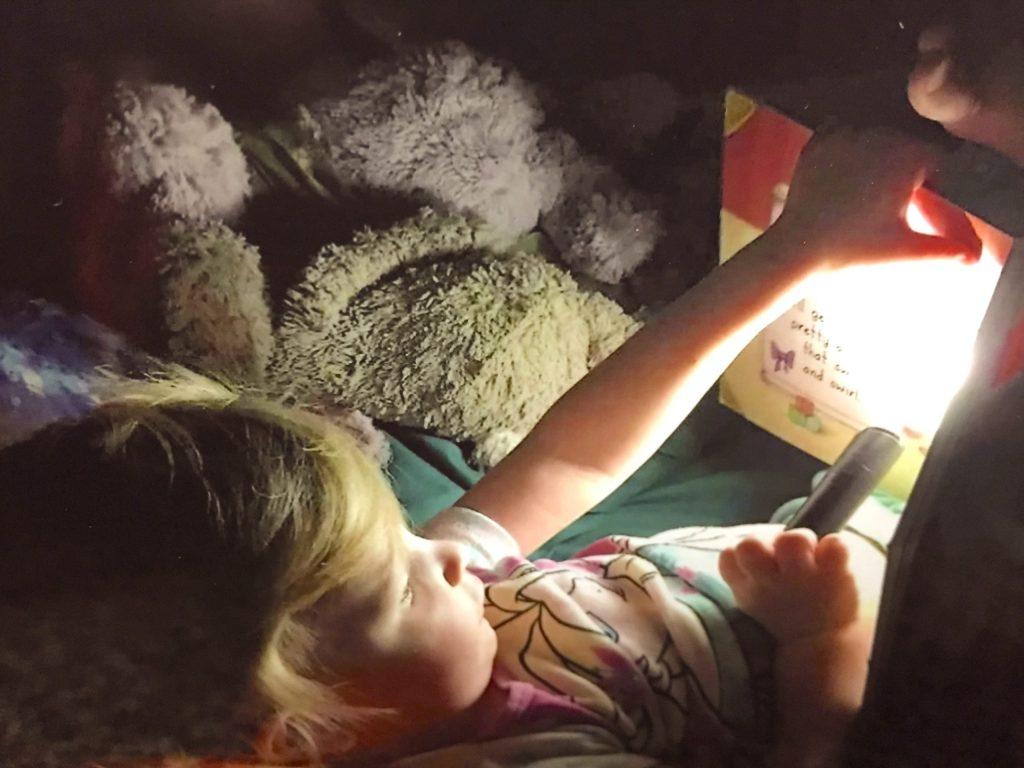 Inspiring Flashlight Readers  CathyKrafve.com