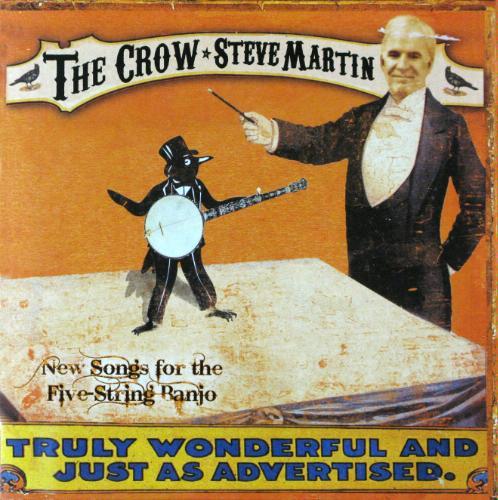 Steve Martin CD