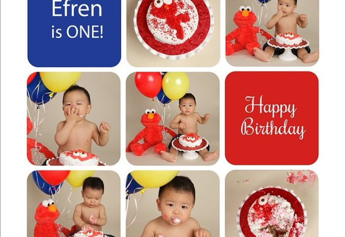 First Birthday Cake Smash Session Los Angeles Baby Photographer
