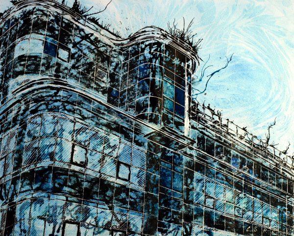 ©2012-Cathy-Read-Express-Mixed-Media-40x50cm