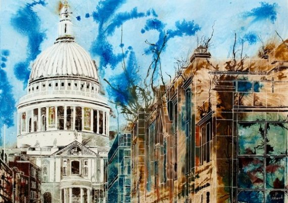 The Life of London churches
