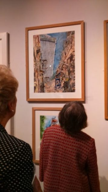 ©2016-Cathy-Read- Society of Women Artists Summer Exhibition Private View 5 - Digital Image