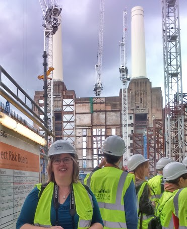 ©2017 - Cathy Read -Battersea Power Station Tour- Digital Image