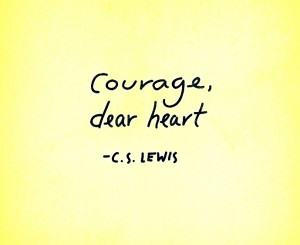 courage Lewis
