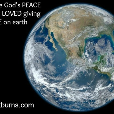 5 Ways to Pursue Peace to show the World the Love of God