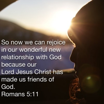 Morning reflections – The friendship of God