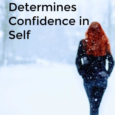 Morning reflections- Self Confidence is rooted in God Confidence