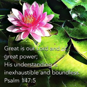 God's power my peace