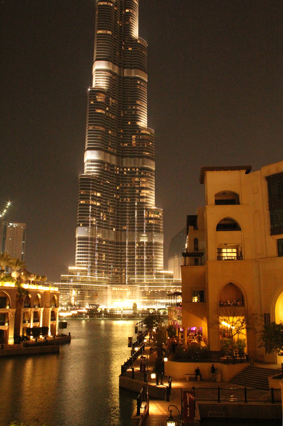 Photography: Dubai, UAE - Burj Khalifa and Downtown Dubai (5/6)
