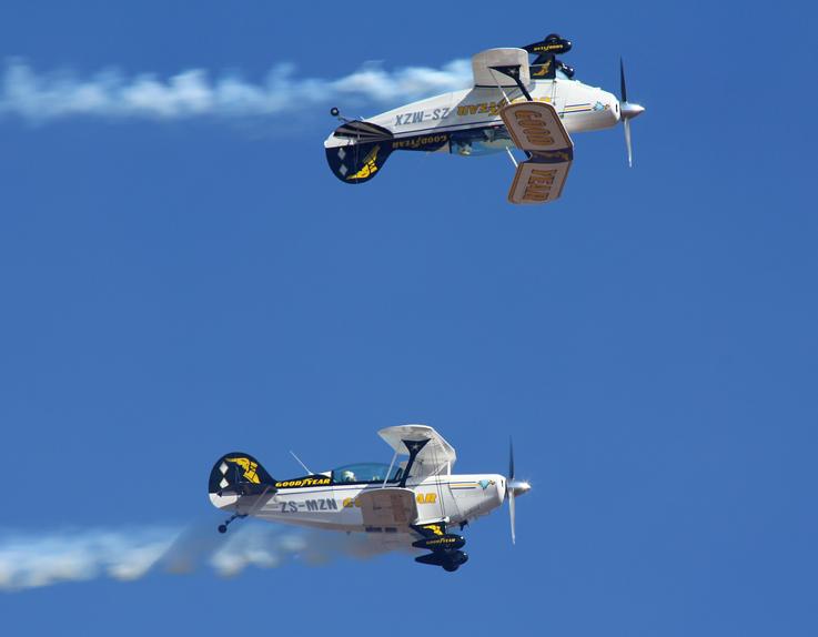 Photography: Rand Air Show, Johannesburg (5/6)