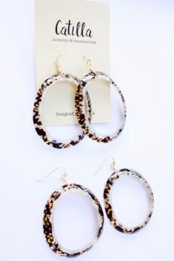 Shell Hoop Earrings2
