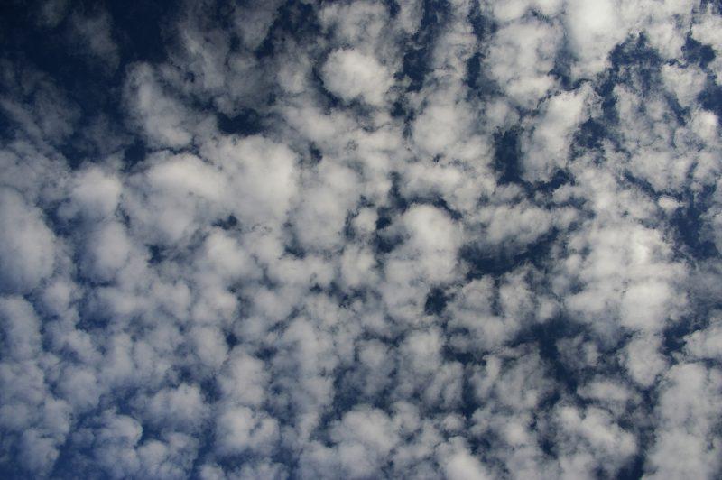 Awan Alto Cumulus