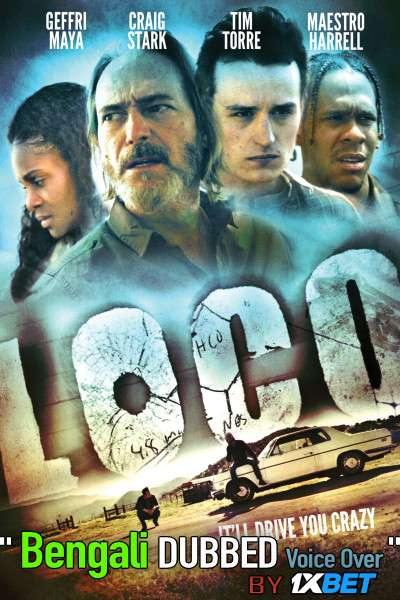 Loco (2020) Bengali Dubbed (Voice Over) WEBRip 720p [Full Movie] 1XBET