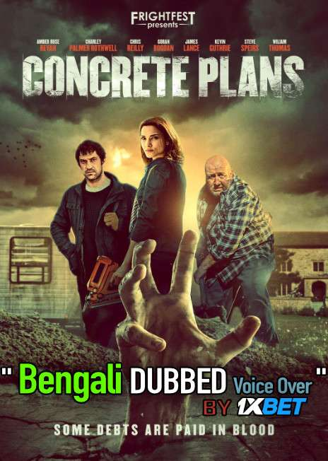 Concrete Plans (2021) Bangla Dubbed Full Movie 720p HDRip x265 AAC 700MB Download