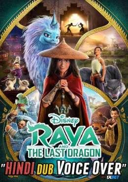Raya and the Last Dragon (2021) Hindi (VO) Dubbed + English 480p 720p 1080p [Dual Audio] WebRip x264