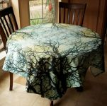 Nature Inspired Table Cloth
