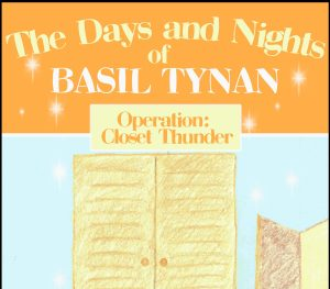 Book cover for operation closet thunder