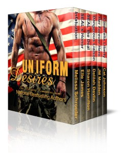 Uniform Desires Box Set 99 cents