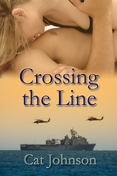 Crossing the Line Kindle