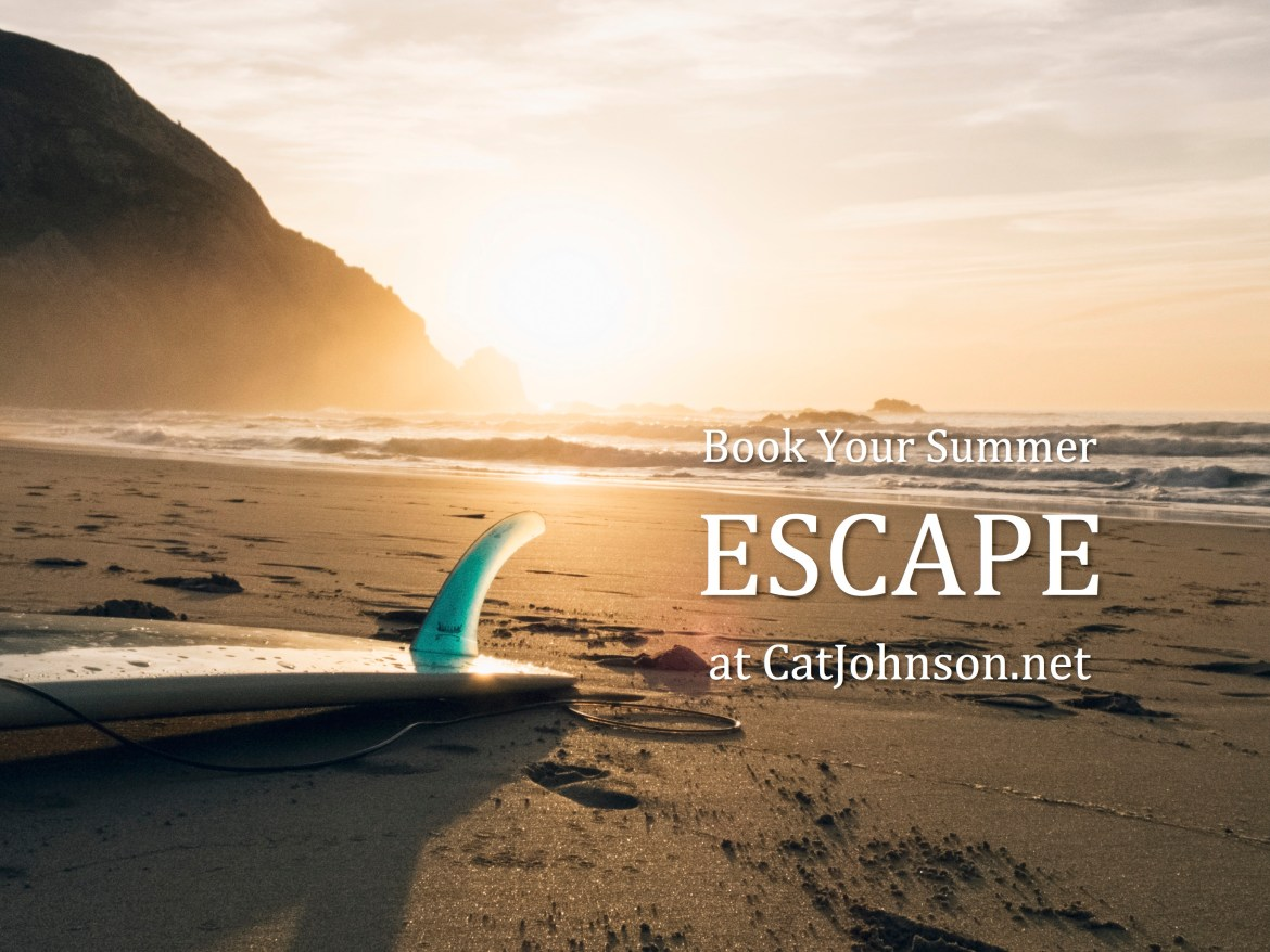 Book Your Summer Escape
