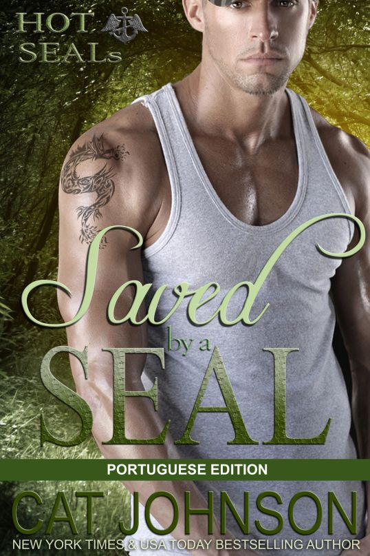 Book Cover: Saved by a SEAL: Portuguese #2