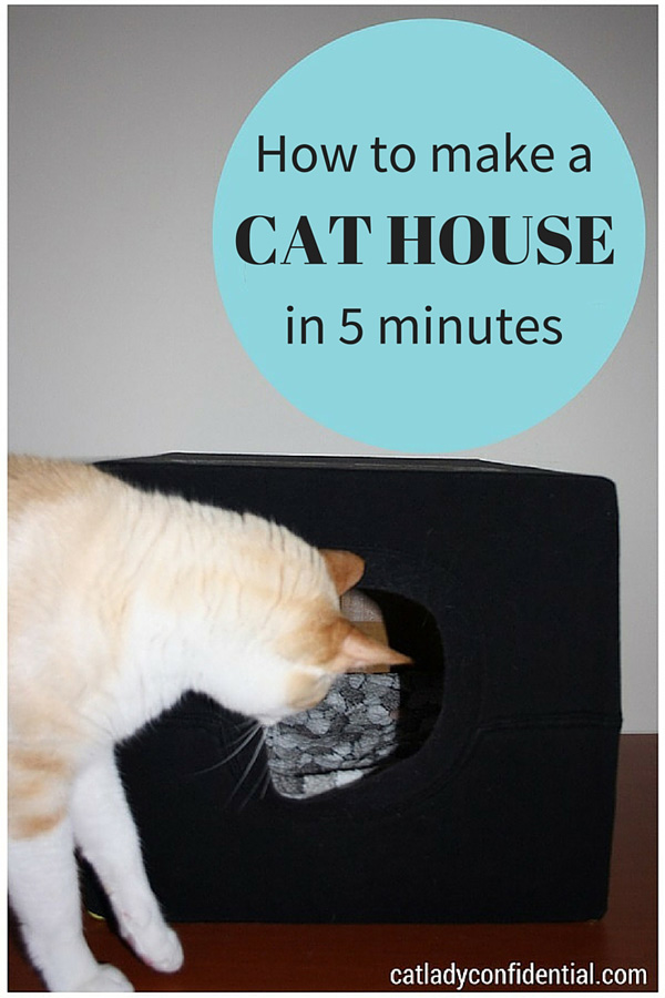 How to make a cat-house
