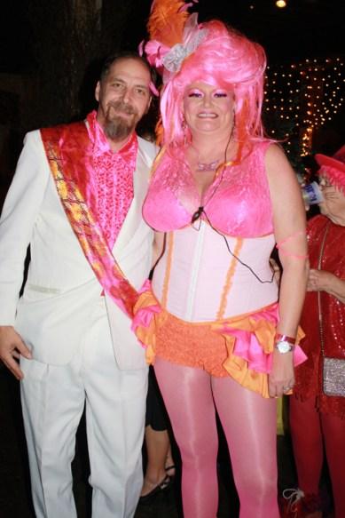Pussyfooter's Blush Ball - Cat Landrum