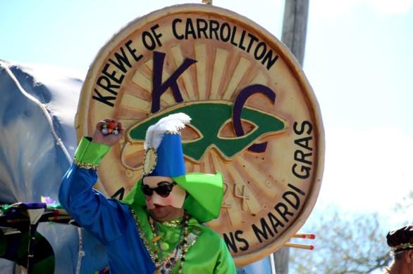 Krewe of Carrollton - Cat Landrum